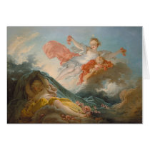 Aurore by Jean-Honore Fragonard