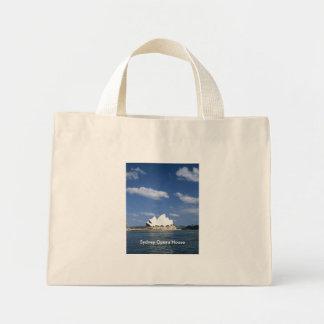 Aus1, Sydney Opera House Mini Tote Bag