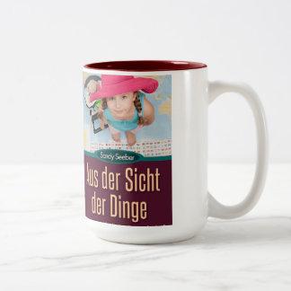 Aus der Sicht der Dinge Two-Tone Coffee Mug