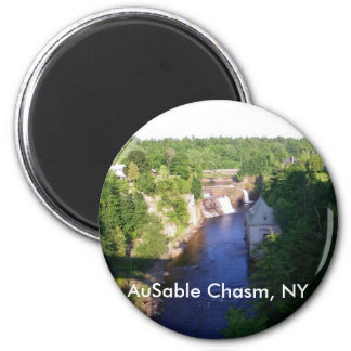 AuSable Chasm, NY Refrigerator Magnets