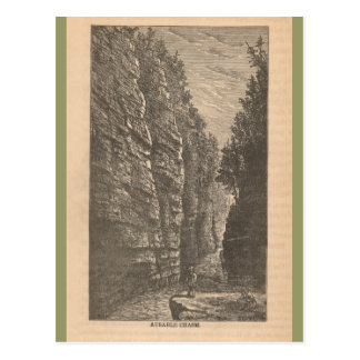 Ausable Chasm Post Cards