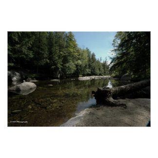 AuSable River in the Adirondacks. print 011