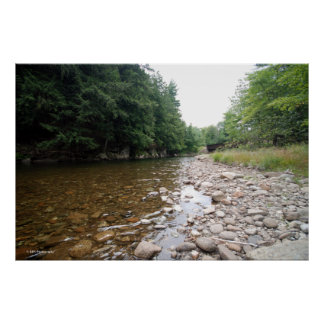 AuSable River in the Adirondacks. print 256