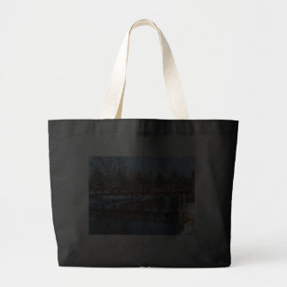 Ausable River Tote Bag