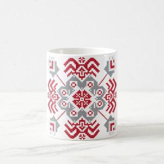 Auseklis medallion coffee mug