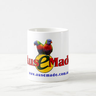 AusEmade ~ Rainbow Lorikeet Mug