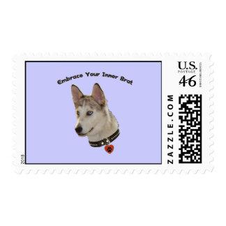 Ausky Inner Brat Dog Postage