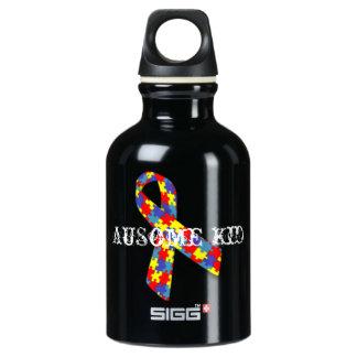 AuSome Kid Beverage Bottle SIGG Traveler 0.3L Water Bottle