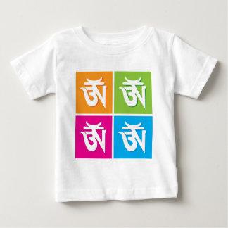 Auspicious Hindu OM / Aum Symbol Baby T-Shirt