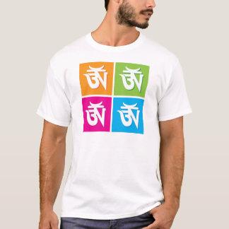 Auspicious Hindu OM / Aum Symbol T-Shirt