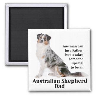 Ausse Dad Magnet