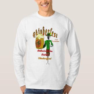 Außerirdische Lieben Oktoberfest! T-Shirt