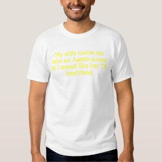 Aussie accent T-shirt