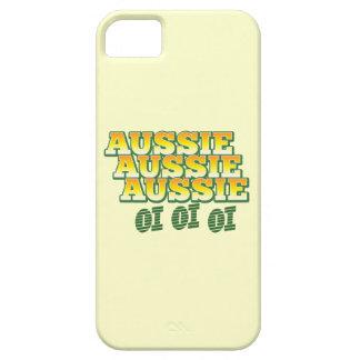 Aussie Aussie Aussie oi oi oi iPhone SE/5/5s Case