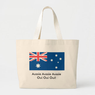 Aussie Aussie Aussie Oui Tote Bag