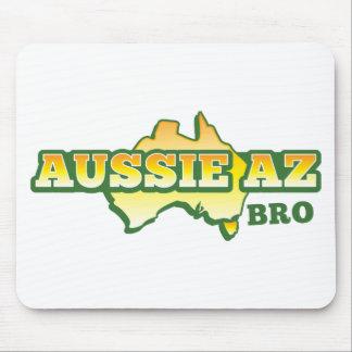 Aussie AZ BRO! Mouse Pad