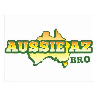 ¡Aussie AZ BRO! Postal