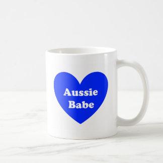Aussie Babe Coffee Mug