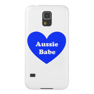 Aussie Babe Galaxy S5 Case