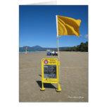 Aussie Beach Report Greeting Card