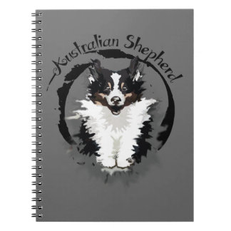 Aussie black, jumps notebook
