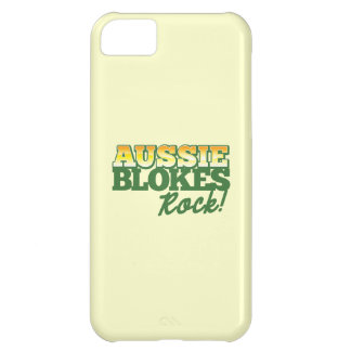 Aussie Blokes Rock! Cover For iPhone 5C