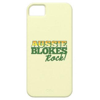 Aussie Blokes Rock! iPhone SE/5/5s Case