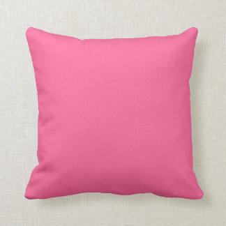 Aussie Colours - Bright Green & Pink Throw Pillow