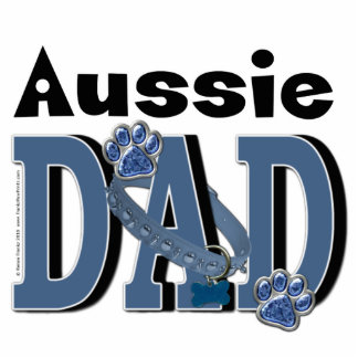 Aussie DAD Acrylic Cut Outs