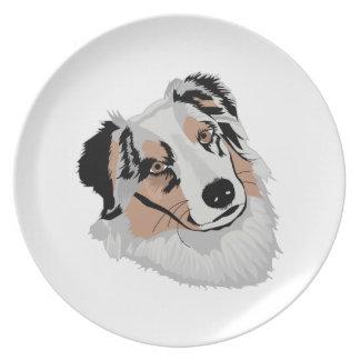 Aussie Dinner Plate