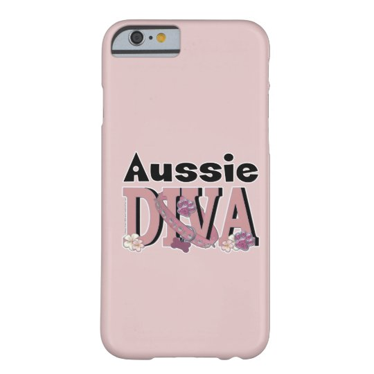 Aussie DIVA Barely There iPhone 6 Case