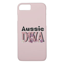 Case-Mate Barely There iPhone 7 Case with Australian Shepherd Phone Cases design
