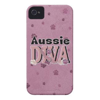 Aussie DIVA iPhone 4 Case-Mate Cases