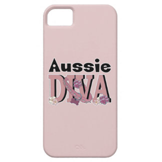 Aussie DIVA iPhone SE/5/5s Case