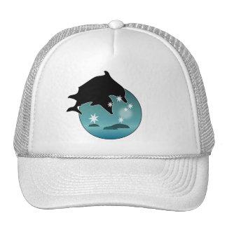 Aussie Dolphin Cap Trucker Hat
