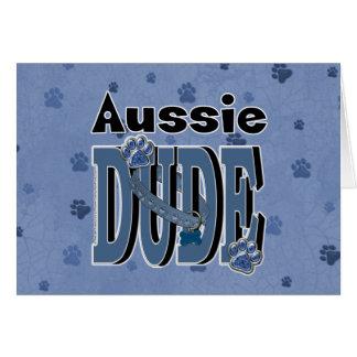 Aussie DUDE Card