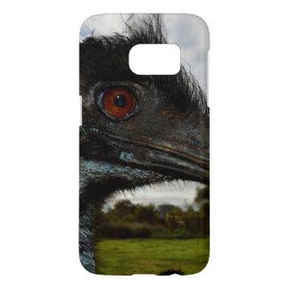 Aussie Emu Attraction, Samsung Galaxy S7 Case