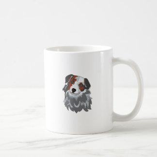Aussie Face Coffee Mug