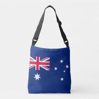 Aussie flag crossbody bag