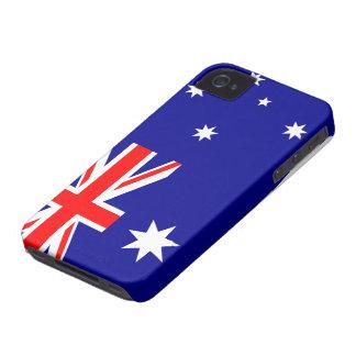 Aussie Flag iphone 4 case