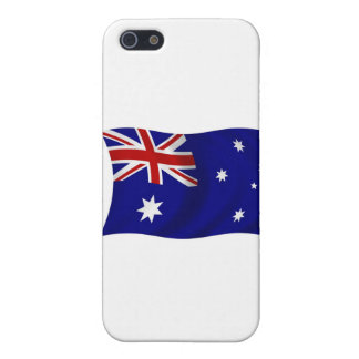 Aussie flag iPhone 5 covers
