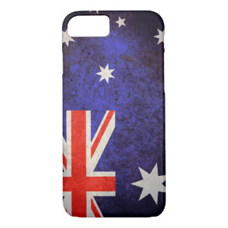 Aussie Flag iPhone 8/7 Case