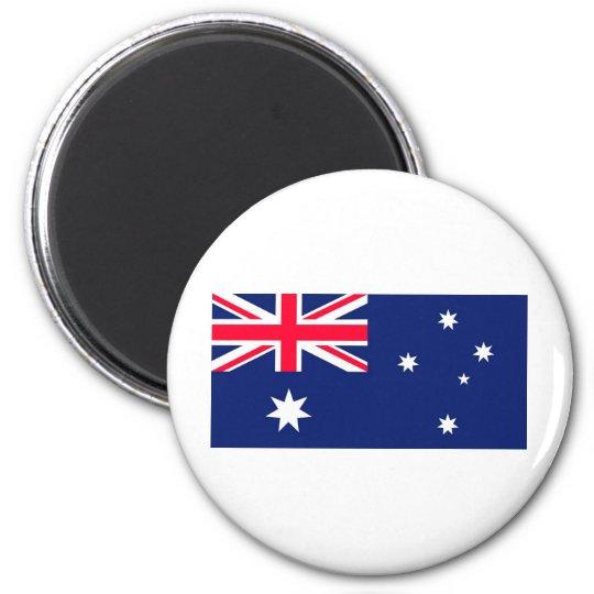 AUSSIE FLAG MAGNET