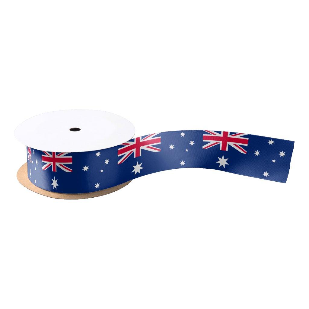 Aussie flag ribbon