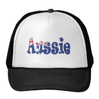 Aussie Flag Trucker Hat