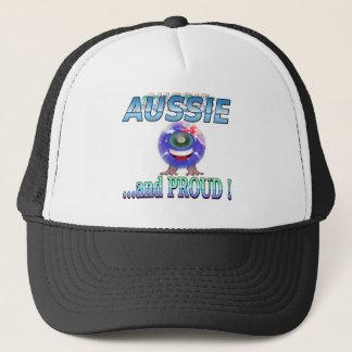Aussie Furky Furry Trucker Hat