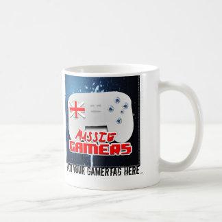 Aussie Gamers Fans Drinking Mug