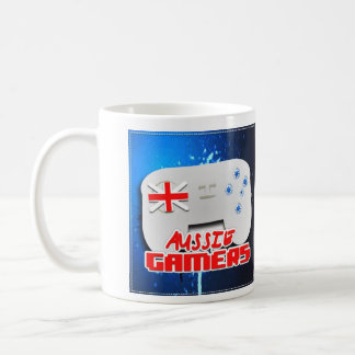 Aussie Gamers Saturated Drinking Mug