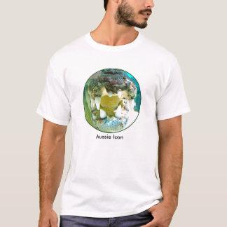 Aussie Icon - Big Croc Terry T-Shirt
