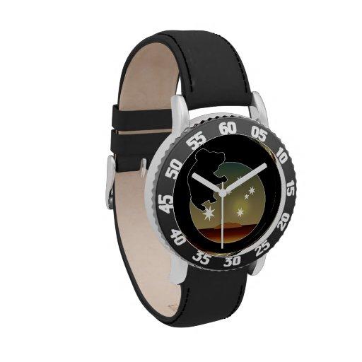 Aussie Koala Icon Kids Bezel Stainless Steel Watch